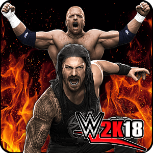 WR3D Mod 2k18 Apk Download
